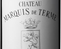 Marquis-de-Terme bouteille